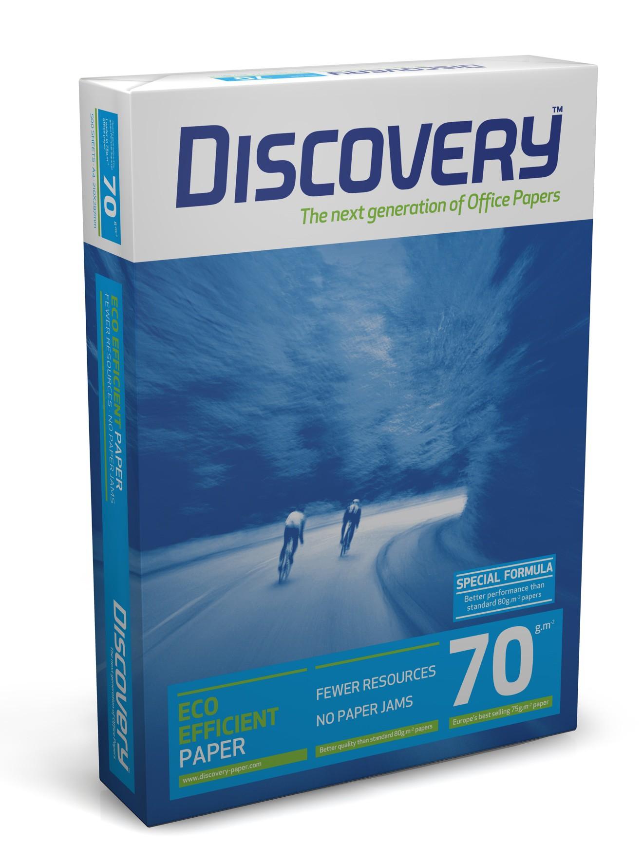 Discovery, DIN A4, 70g/m², weiß