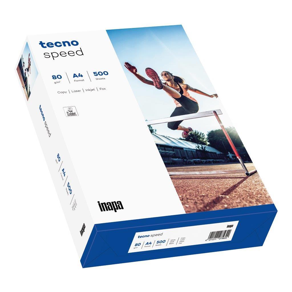 Tecno Speed, DIN A4, 75g/m², weiß